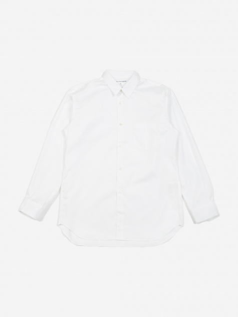 Forever Oxford Shirt - White
