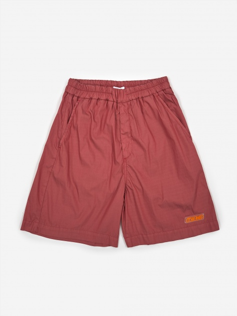 Tres Bien Sports Short Tech Poplin - Mauve