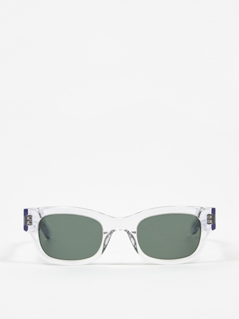Lubna Sunglasses - Crystal