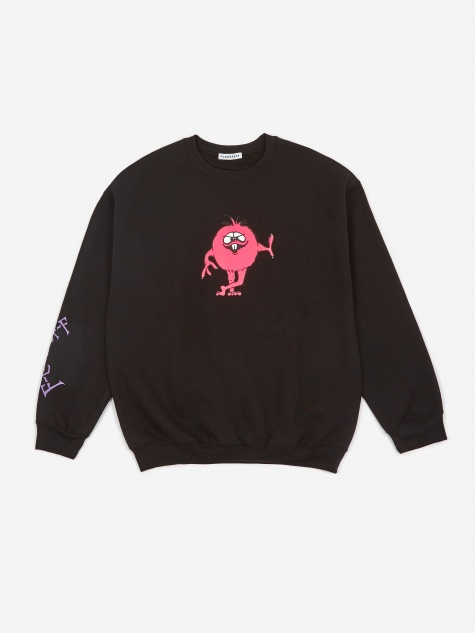 Monster Sweatshirt - Black