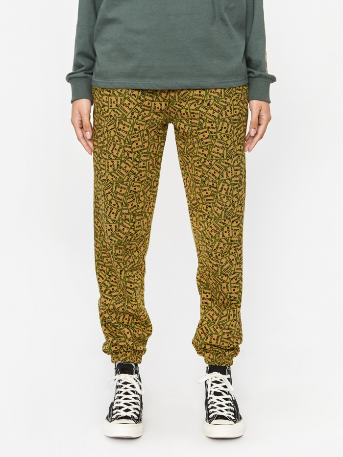 Have A Good Time Military Frame Sweatpant - Military Frame (Image 1)