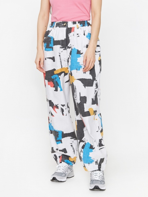Midnight Trouser - Multi