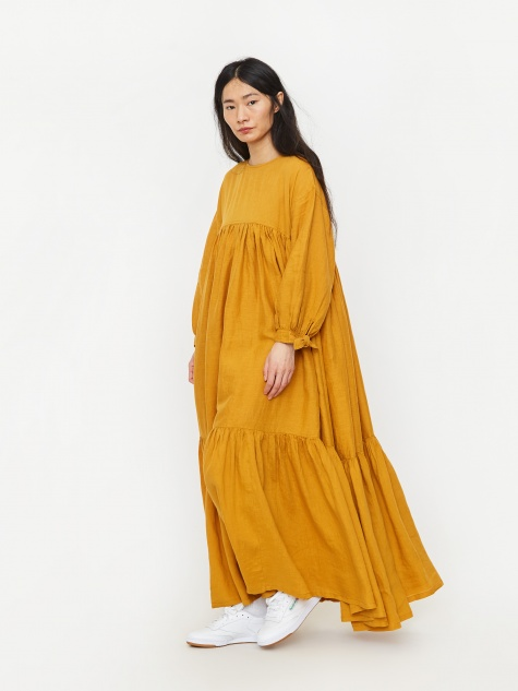 Kendrick Dress - Sunflower