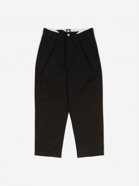 Reno Chino Trouser - Black