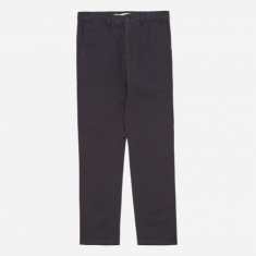 Norse Projects Aros Slim Light Stretch Trouser - Dark Navy
