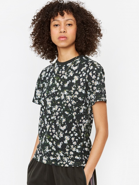 Classic T-Shirt - Meadow Print