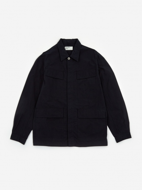 Fatigue Jacket - Navy