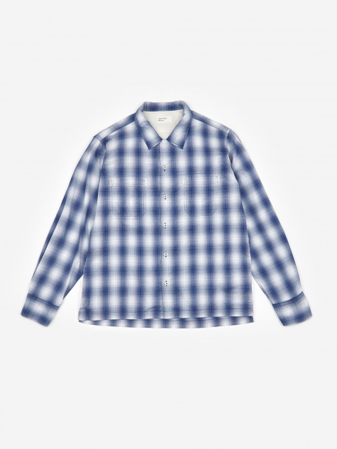Garage Shirt II - Pepper Cotton Navy