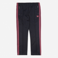 Needles Narrow Track Pant - Navy