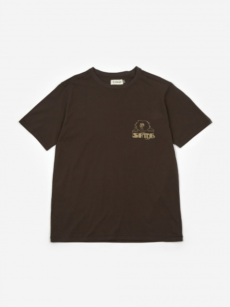 Light Of Satta T-Shirt - Washed Black