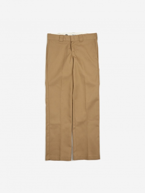 Slim Straight 873 Work Trousers - Khaki