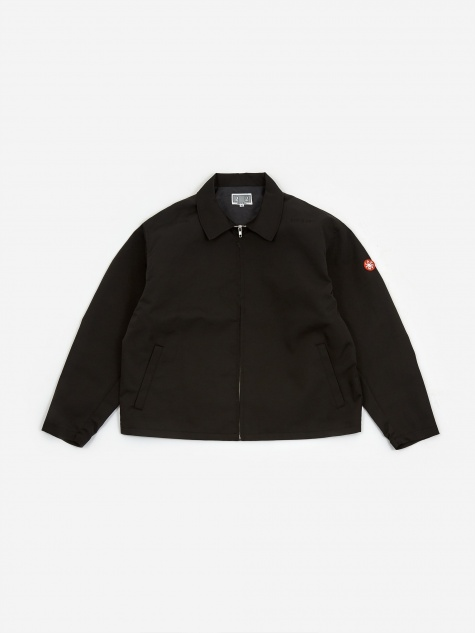 C.E Cav Empt Ref Stamped Zip Jacket - Black
