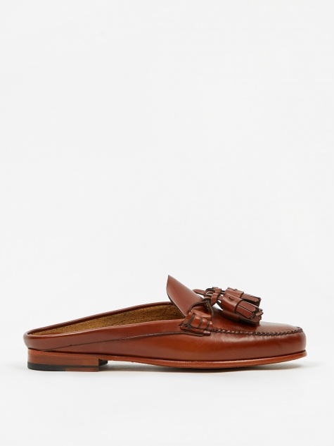 Bolardo Slip On Loafer - Tan