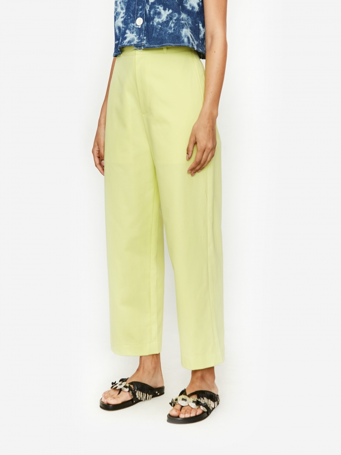 Neul Lubdub Chino Trouser - Limelight (Image 1)