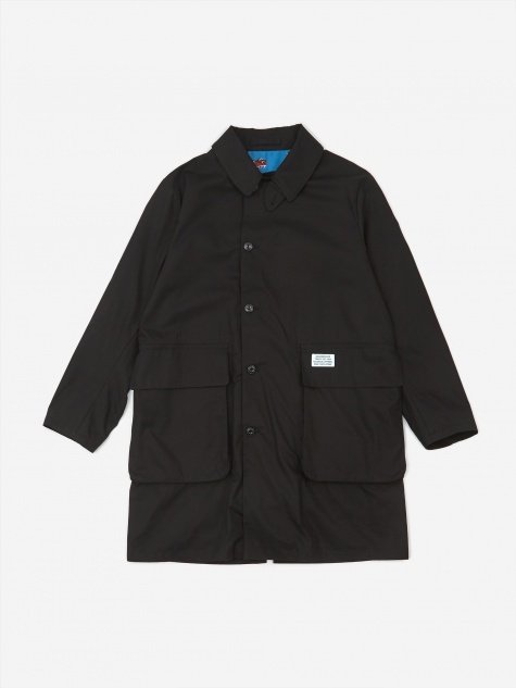 Isley / C-Coat - Black