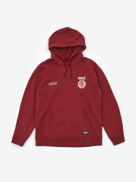 Classic S / C-Hooded - Burgundy
