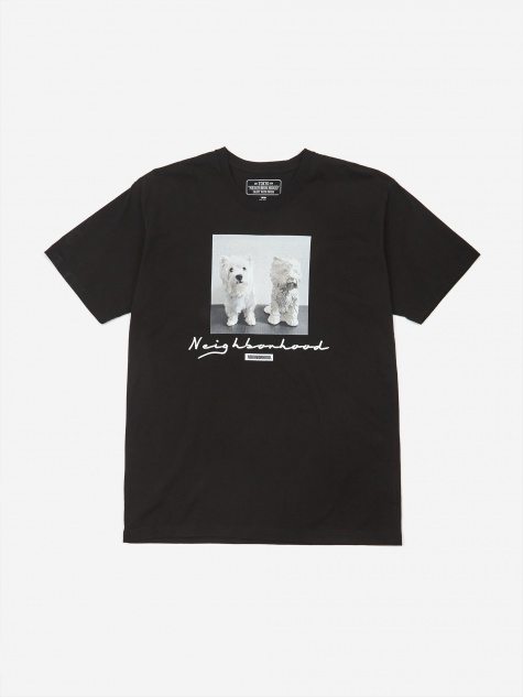 Uni / C-Tee Shortsleeve - Black