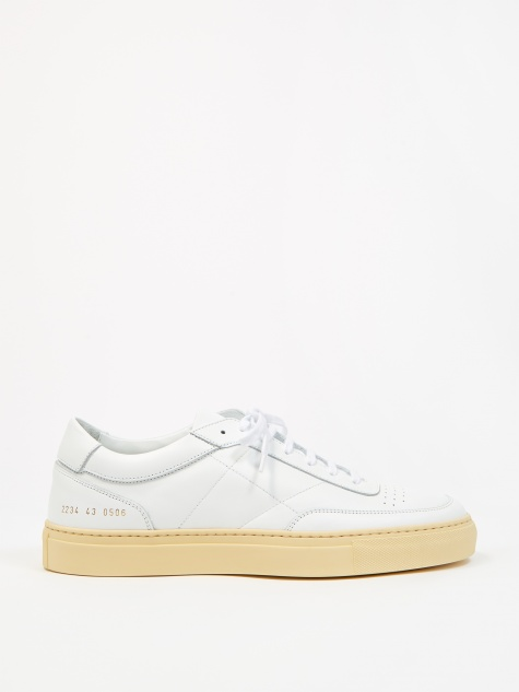 Resort Classic Vintage Sole - White