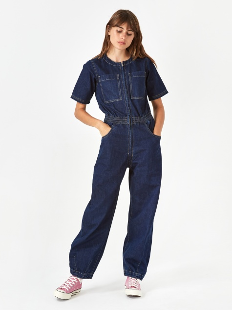 Francis Boilersuit - Indigo