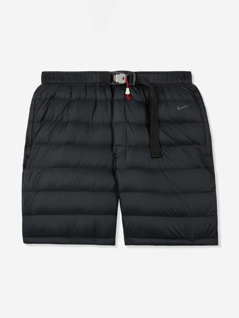 NRG x Tom Sachs Down Short - Black