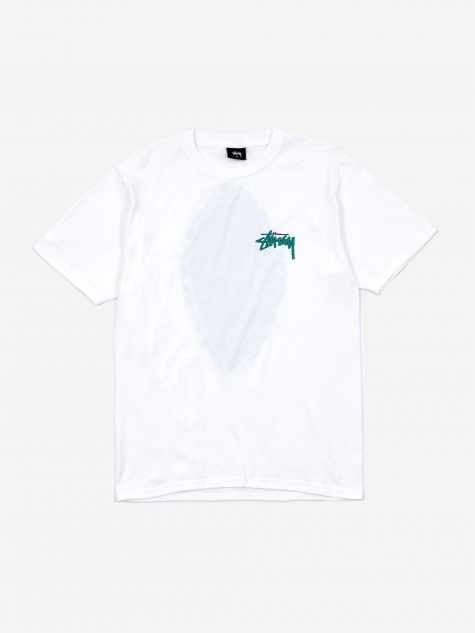Tribal Mask T-Shirt - White