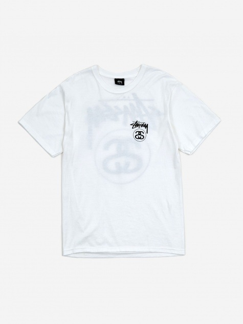 Stock Link T-Shirt - White