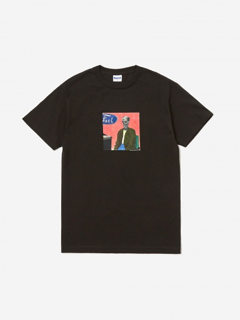 Kurtinator Shortsleeve T-Shirt - Black