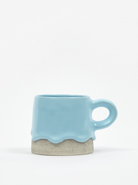 Tapered Mug - Powder/Ash