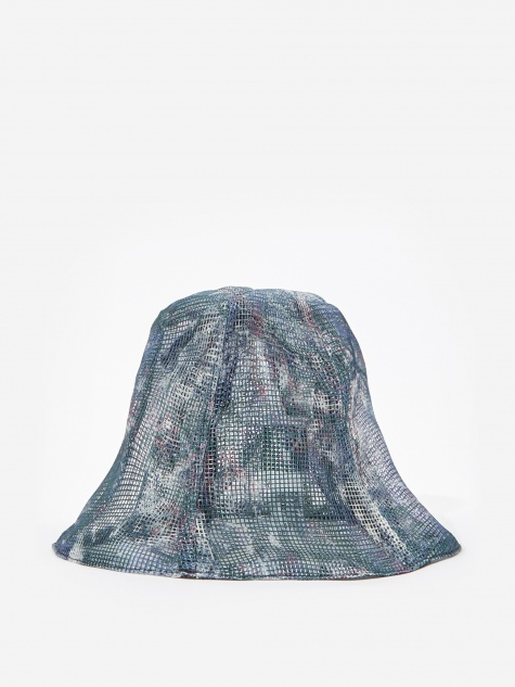 Reversible Tulip Hat - Camo