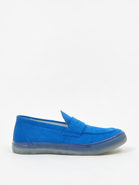 Thirty Six Loafer- Royal Blue