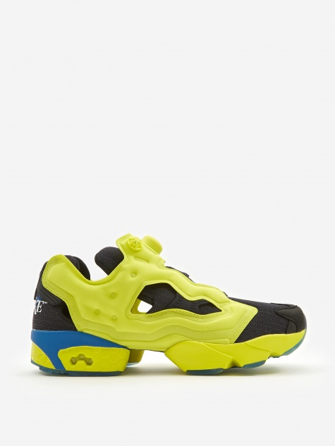 x Awake NY Instapump Fury OG - Black/Yellow/Blue