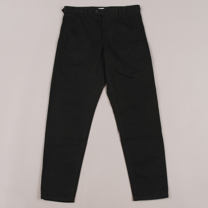Wood Wood Eland Pants - Black (Image 1)