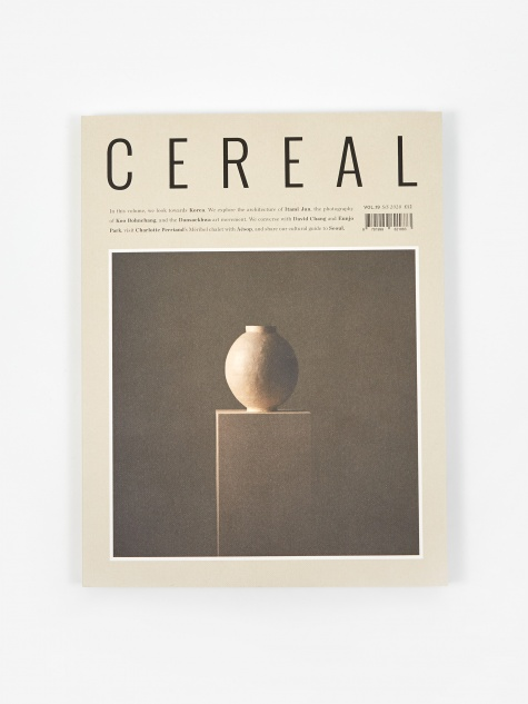 Cereal Magazine - Vol.19