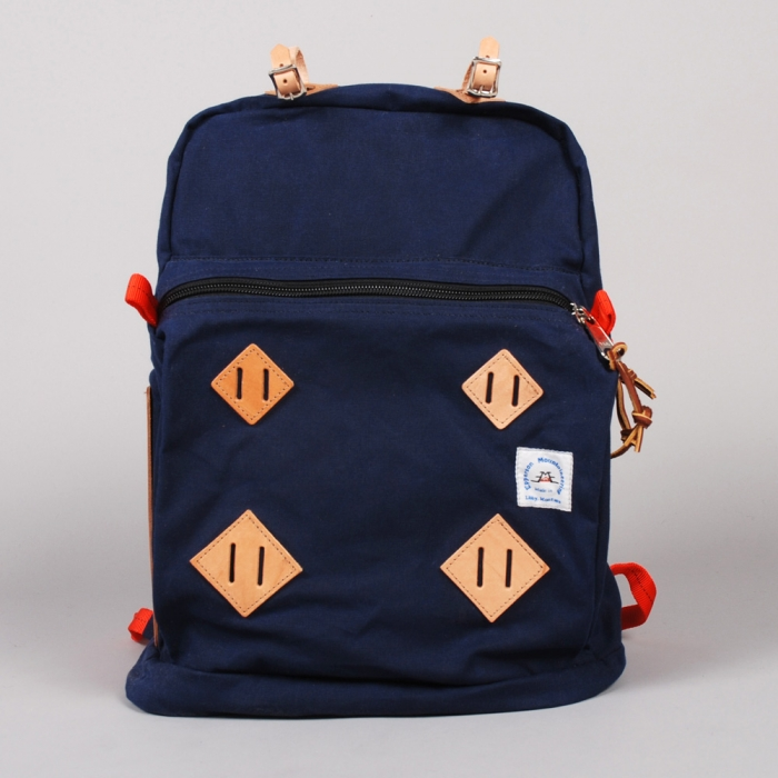 Epperson Day Pack - Waxed Midnight (Image 1)