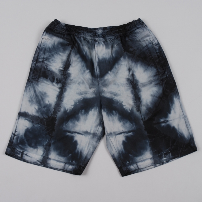 Perks & Mini PAM Nomads Land Marbel Shorts - Black (Image 1)