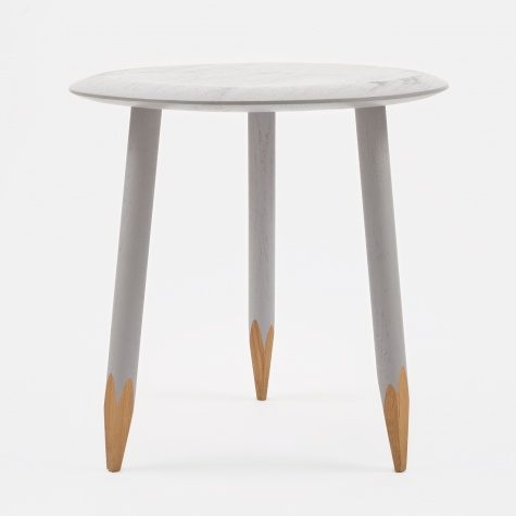 Hoof Table SW1 - Grey