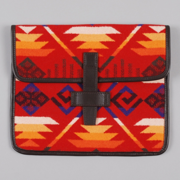 Pendleton Tablet Case - Red Coyotte (Image 1)