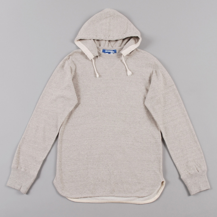 Junya Watanabe Man Hooded Sweat - Grey (Image 1)