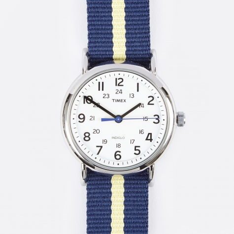 Weekender Watch - Navy/Cream