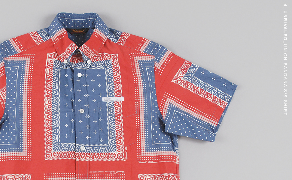 59cccf4053 Selected By Goodhood - Short Sleeve Shirting