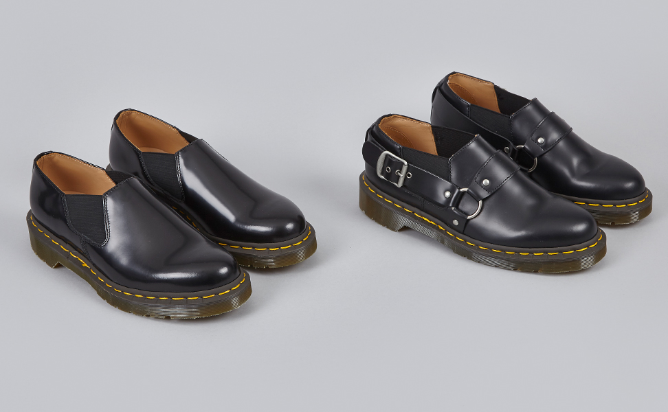 44624fa974f New In Store For Women : Comme Des Garcons x Dr Martens