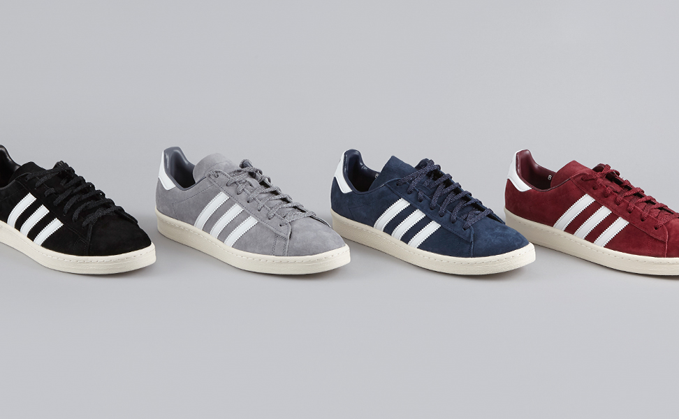 New In Store For Men : Adidas Campus 80s