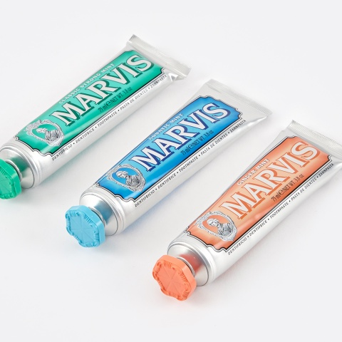 Marvis Toothpaste Restock