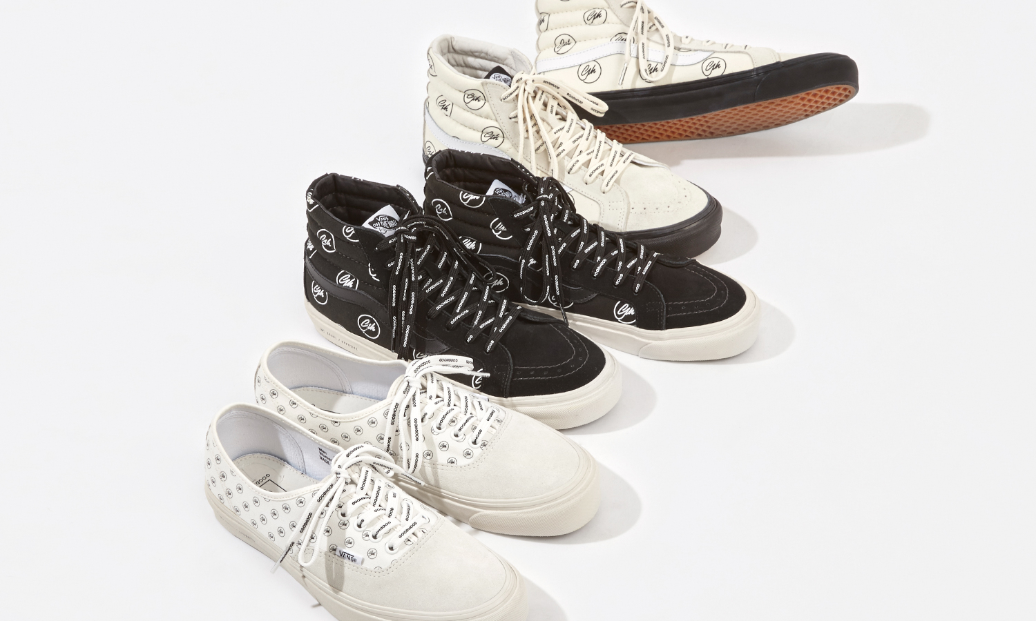 Goodhood x Vans