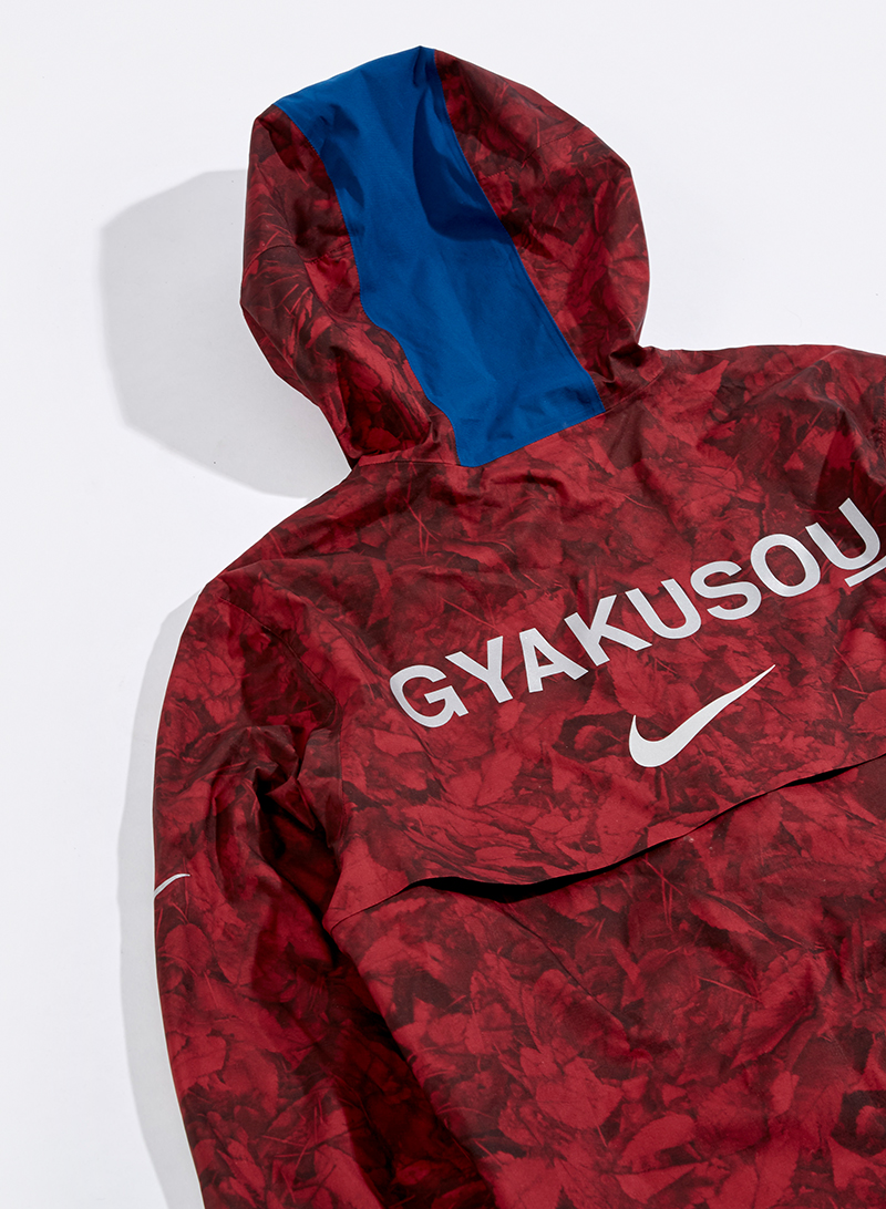 Why Nike X Undercover Gyakusou Is The Best Running Gear Jaket Parka Df K94 Jacket
