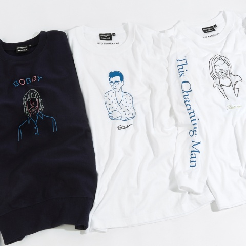 Goodhood x Beams T presents Ryo Kaneyasu