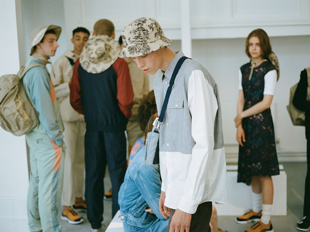 Wood Wood SS19 BTS | Goodhood