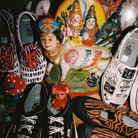 Vans x Ashley Williams | Goodhood