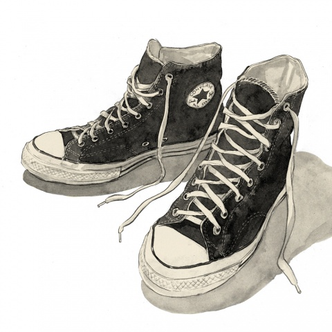 How To Wear Converse | Goodhood