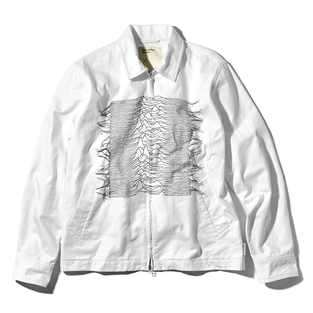 Goodhood x Joy Division x Universal Works